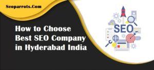 Best SEO Company in Hyderabad India