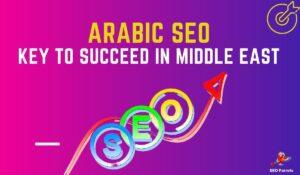 Arabic SEO