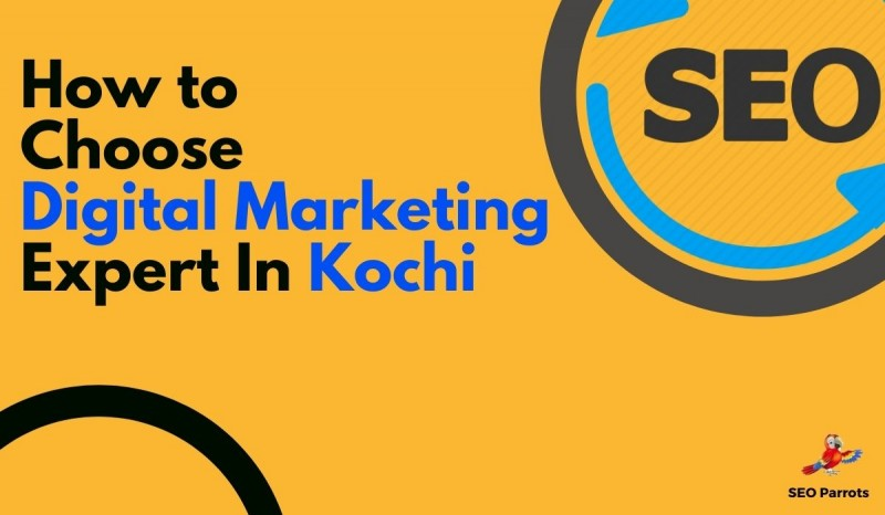 digital marketing expert in kochi